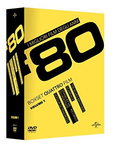 I Migliori Film Degli Anni '80 #01 (4 Dvd)