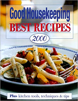 Good Housekeeping Best Recipes 2000 (Good Housekeeping Annual Recipes)