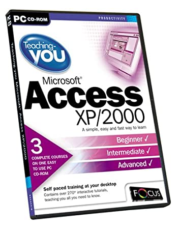 Teaching-you MS Access XP & 2000