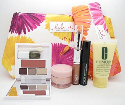 new-2015-clinique-7-pcs-makeup-skincare-gift-set-with-moisture-surge-more-70-value