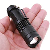Cree 7W 300LM Mini LED Flashlight by Cree