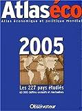 echange, troc Bertrand Clare, Collectif, Dominique Thiébaut, Eric Albert, Lisiane Baudu - Atlaséco 2005