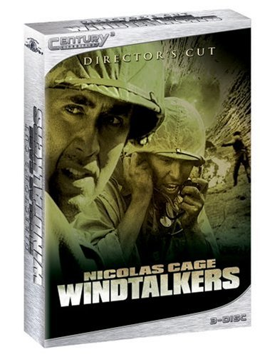 Windtalkers - Director's Cut - Century3 Cinedition (3 DVDs)