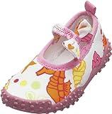 Playshoes Aquaschuhe, Badeschuhe Meerjungfrau mit höchstem UV-Schutz nach Standard 801 174770 Mädchen Aqua Schuhe