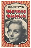 img - for Marlene Dietrich book / textbook / text book