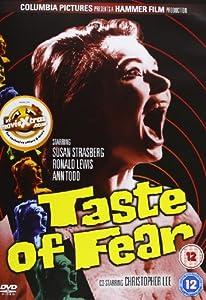 Taste of Fear [DVD]  [2010]