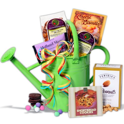 English Watering Can – Gardening Gift Basket
