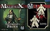 Malifaux 2E The Guild Governor's Proxy (1 figure, wyr 20109)