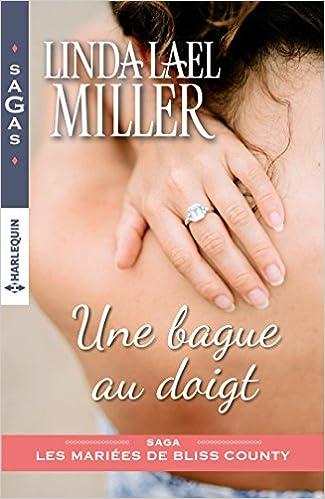 Les mariées de Bliss County T2 : Une bague au doigt  de Linda Lael Miller 51SAhzBNmBL._SX323_BO1,204,203,200_