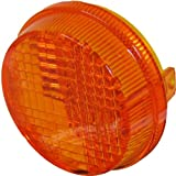 MOTOLODGE Indicator Lens Honda VT750 Shadow(Amber)