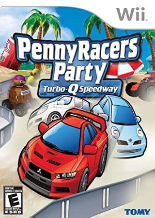 Penny Racers Party: Turbo-Q Speedway