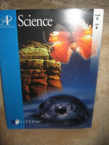 Body Health: Part Two (Lifepac Science Grade 9-Physical Science 2)