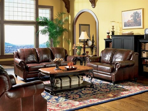 Cheap Leather Chair 129001