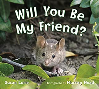 Book Cover: Will You Be My Friend?