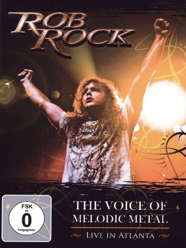 Cover art for  The Voice of Melodic Metal - Live In Atlanta