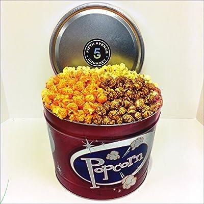 Fifth Avenue Gourmet 2 Gallon Popcorn Trio Sampler