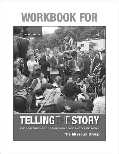 Workbook to Accompany Telling the Story