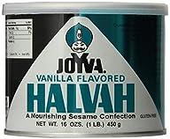 Joyva Vanilla Halvah, 16 oz