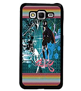 PrintDhaba Abstract Image D-4610 Back Case Cover for SAMSUNG GALAXY GRAND PRIME (Multi-Coloured)