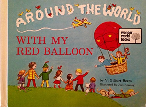 Around the world with my red balloon, (My Red Balloon compare prices)