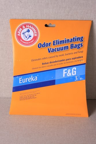 Odor Eliminating Vacuum Bags back-26568
