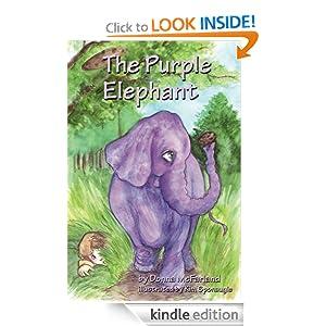 The Purple Elephant (The Purple Elephant Series 1)