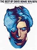 David Bowie The Best of David Bowie, 1974-79-Music Book (Piano Vocal Guitar)