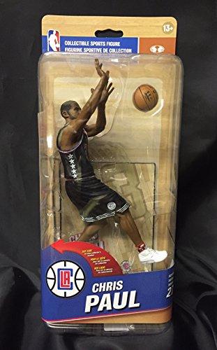 LA Clippers NBA Series 27 Action Figure: Chris Paul (Silver Level Variant)