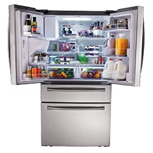 Samsung RF31FMESBSR 31 cu. ft. 4-Door Refrigerator
