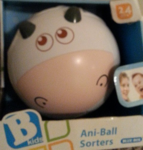 Ani-ball Cow Shape Sorter