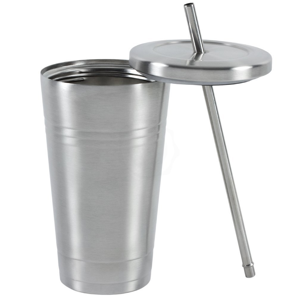 Stainless Steel Insulation : Stainless steel oz double wall insulation tumbler with