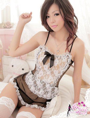 ベビードール★制服★人気あるデザインです。清楚なオシャレな感じです d027