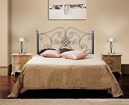 Kopfstuck aus Eisen fur Betten : Modell TURIN