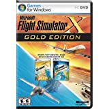 Flight Simulator X - Goldvon &#34;Microsoft&#34;