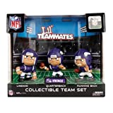 Minnesota Vikings NFL Lil' Teammates Collectible Team Set at Amazon.com
