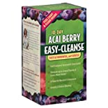 Applied Nutrition Easy-Cleanse, 10-Day, Acai Berry, 40 ct.
