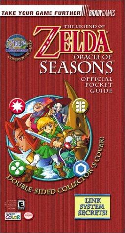 Legend of Zelda Oracle of Seasons & Ages: Oracle of Seasons and Oracle of Ages Official Pocket Guide
