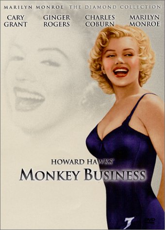 Cover art for  Monkey Business