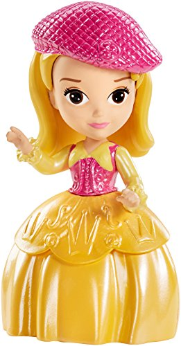 Disney Sofia the First Amber in Buttercup Fashion Figure - 1