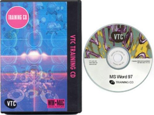 Microsoft Word 97 Training CD