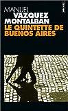 echange, troc Manuel Vasquez Montalban - Le Quintette de Buenos Aires