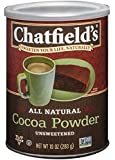 Chatfield's All Natural Cocoa Powder, 10 Ounce