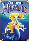 The Little Mermaid (Golden Films)