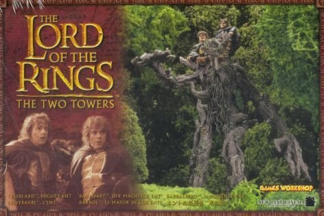 Games Workshop Lord of the Rings Treebeard Mighty Ent Box Set