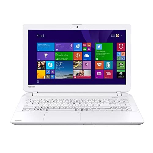 Toshiba Satellite L50-B-2E2 15.6-Inch Notebook (Intel Core i5 2.2 GHz, 8 GB RAM, 750 GB HDD, Windows 8.1)