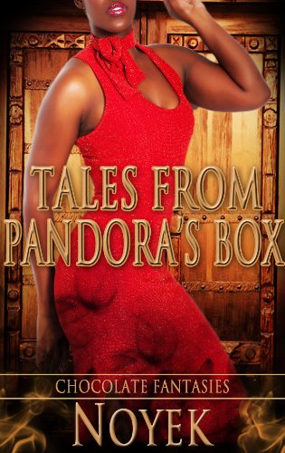 Book: Tales From Pandora's Box - Chocolate Fantasies by Noyek