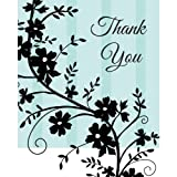 Two Love Birds Thank You Cards Package of 8