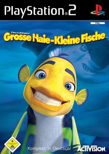 Grosse haie kleine fische ean 5030917024580 for Kleine fische