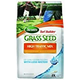 The Scotts Co. 18157 Turf Builder High Traffic Grass Seed - Best Reviews Guide