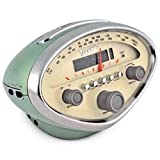 Vespa Radio Alarm Clock